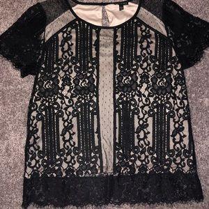Express Lace Shirt